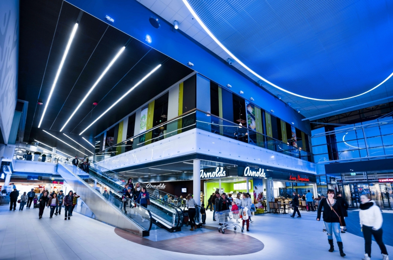 Mercada are awarded certification for their shopping centers