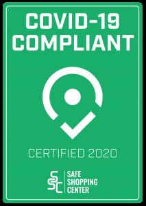 Covid-19 Compliant
