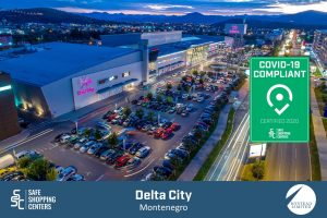 Hystead Limited and Delta City receive COVID-19 certificate by SAFE ShoppingCenters