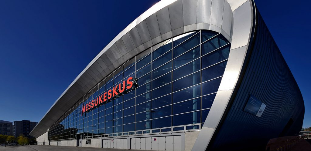 Messukeskus Helsinki – The first exhibition center in the Nordic countries to be certified